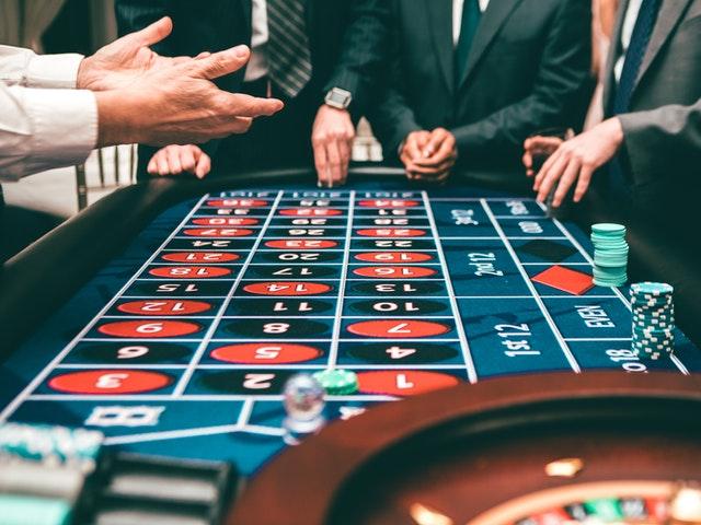 カジノを訪問する